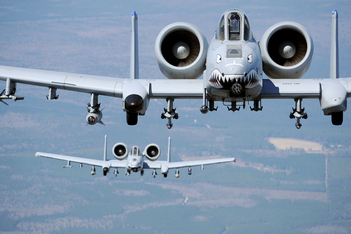 Thanks to ISIS, Air Force decides to keep the A-10 around ...