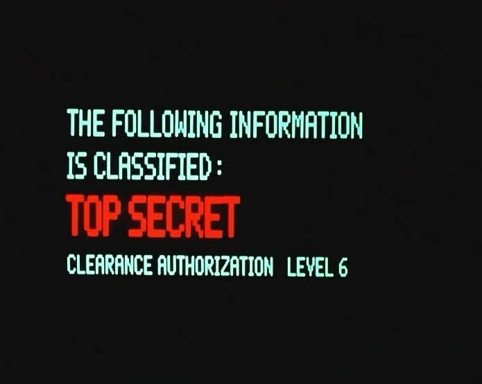 Clearance resume secret security top