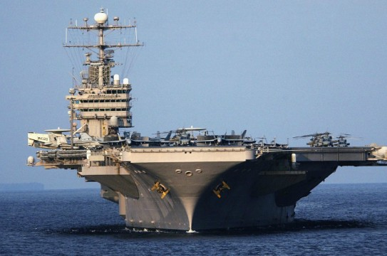 US-aircraft-carrier-lincoln
